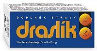 NATURVITA DRASLÍK tbl 1x60 ks