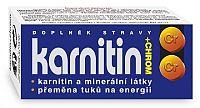 NATURVITA KARNITÍN + CHRÓM tbl 1x50 ks