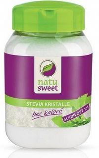 NATUSWEET STEVIA KRISTALLE 1:1 sladidlo, práškové 1x400 g