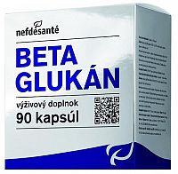 nefdesanté BETA GLUKÁN 100 mg cps 9x10