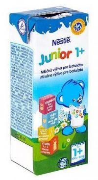 Nestlé JUNIOR 1+ Originál mliečna výživa pre batoľatá 1x200 ml