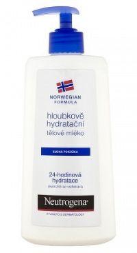 NEUTROGENA NR Hĺbkovo hydratačné telové mlieko 1x400 ml