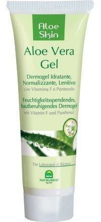 NH - Aloe Skin Aloe Vera gél s vit. F a pantenolom gél 1x50 ml