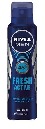 NIVEA MEN SPREJ DEO FRESH ACTIVE 1x150 ml