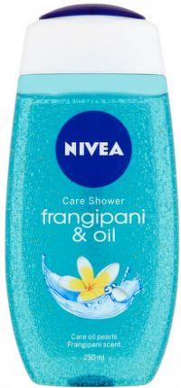 NIVEA SPRCHOVÝ GÉL Frangipani & Oil 1x250 ml