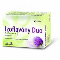Noventis Izoflavóny Duo s vitamínom D cps mol 4x15