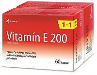 Noventis Vitamín E 200cps 2x60 ks