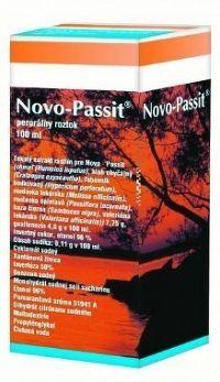 NOVO-PASSIT sol por 1x100 ml