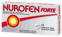 NUROFEN 400 mg tbl obd 1x12 ks