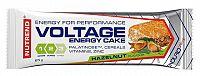 NUTREND VOLTAGE ENERGY CAKE 65g lieskový orech