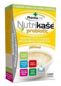 Nutrikaša probiotic - pšenová 3x60 g
