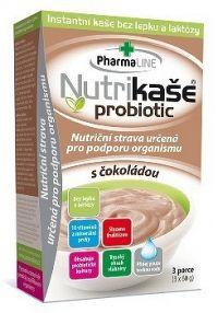 Nutrikaša probiotic - s čokoládou 3x60 g
