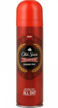 OLD SPICE SPRAY  150ml CHAMPION