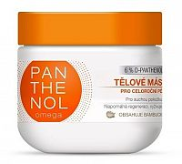 omega PANTHENOL 6% telové maslo pre suchú pokožku 1x300 ml