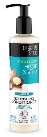 Organic Shop - Argan & Amla - Výživný kondicionér