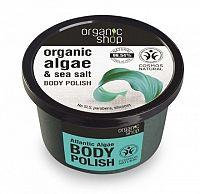 Organic Shop - Atlantické riasy - Telový peeling