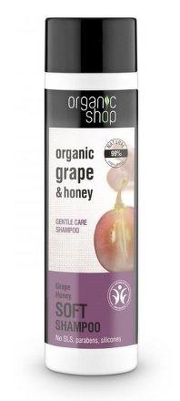 Organic Shop ECO - Hroznový med - Šampón
