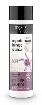 Organic Shop ECO - Poklad Srí Lanky - Šampón