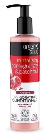 Organic Shop - Granátové jablko & Pačuli - Povzbudzujúci kondicionér