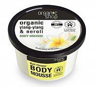 Organic Shop - Kvety z Bali - Telový krém