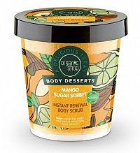 Organic Shop - Mangový cukrový sorbet - Telový peeling