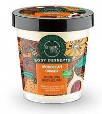 Organic Shop - Marocký pomaranč - Modelujúce soufflé
