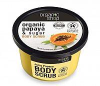 Organic Shop - Papája - Telový peeling