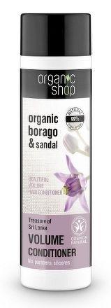 Organic Shop - Poklad Srí Lanky - Kondicionér pre objem