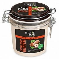 Organic Shop - Stredomorské orechy - Liftingové telové maslo