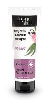 Organic Shop - Thajská SPA pedikúra - Balzam na nohy