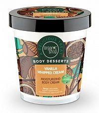 Organic Shop - Vanilka & Bambucké maslo - Telový krém