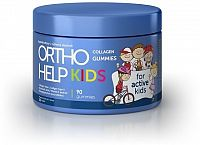 ORTHO HELP COLLAGEN gummies KIDS 1x90 ks