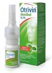 Otrivin Menthol 0 1% aer nao 1x10 ml