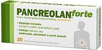 PANCREOLAN FORTE tbl ent 220 mg 1x30 ks