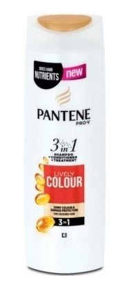 Pantene šampon 3v1 Lively Color 360ml