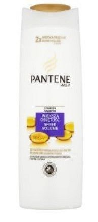 Pantene šampon 3v1 Sheer Volume 225ml