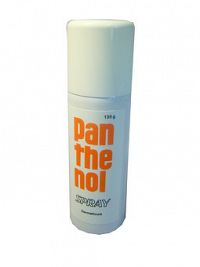 PANTHENOL spray aer der 1x130 g