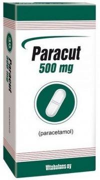 Paracut 500 mg tbl 1x10 ks