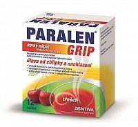 PARALEN GRIP horúci nápoj čerešňa 650 mg/10 mg plo por 1x12 vrecúšok