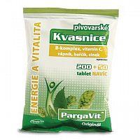 PargaVit Originál pivovarské Kvasnice tbl vo vrecku 200+50 navyše inov.