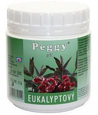 PEGGY GÉL eukalyptový 1x500 g