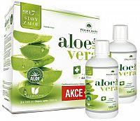 Pharma Activ AloeLive AKCIAšťava z aloe 99 7% 2x1000 ml 1x1 set