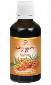 Pharma Activ Rakytníkový olej kvapky 1x50 ml