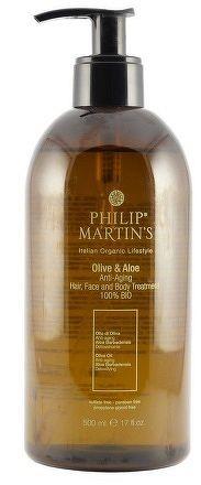 Philip Martin´s OLIVE & ALOE OIL 100 ml