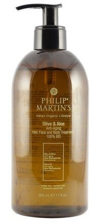 Philip Martin´s OLIVE & ALOE OIL 500 ml