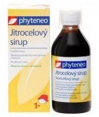 Phyteneo Skorocelový sirup Bio 1x250 ml