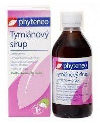 Phyteneo Tymiánový sirup Bio 1x250 ml