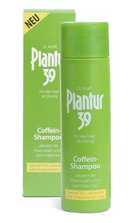 Plantur 39 Fyto-kofeinový šampón pre farbené vlasy 1x250 ml