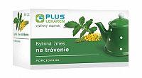 PLUS LEKÁREŇ Bylinná zmes na trávenie porciovaná záparové vrecká 20x1 5g