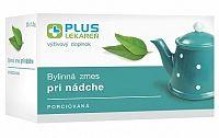 PLUS LEKÁREŇ Bylinná zmes pri nádche porciovaná záparové vrecká 20x1 5 g